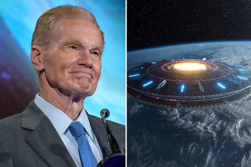 NASA's new boss: We'll start investigating UFOs now