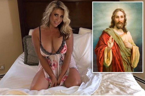 Woman has 'heavenly orgasms' in threesomes with husband — and God