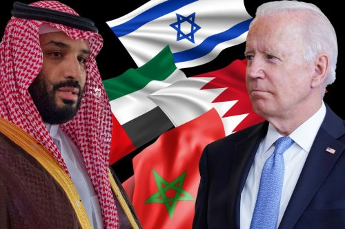 Biden is eroding Trump's Middle East peace pact — and endangering the US