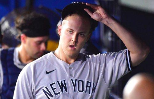 Yankees' struggling rotation already a big issue