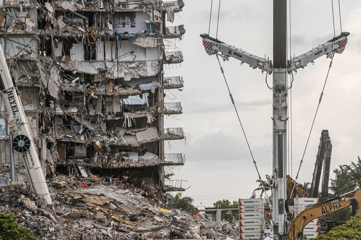 New lawsuit filed in deadly Florida building collapse