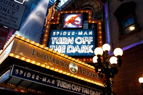 Inside Broadway's biggest disaster: 'Spider-Man: Turn Off the Dark' turns 10