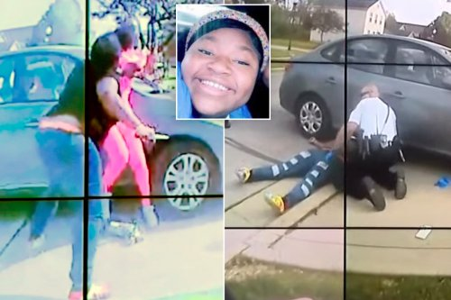 Ma'Khia Bryant: Columbus police release bodycam footage of officer's fatal shooting of teen