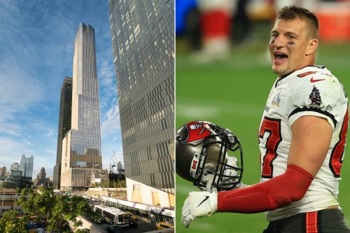 Nice catch: Rob Gronkowski scores a $7M home in Hudson Yards