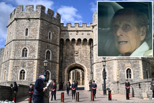 Prince Philip gets last wish of dying at home: source