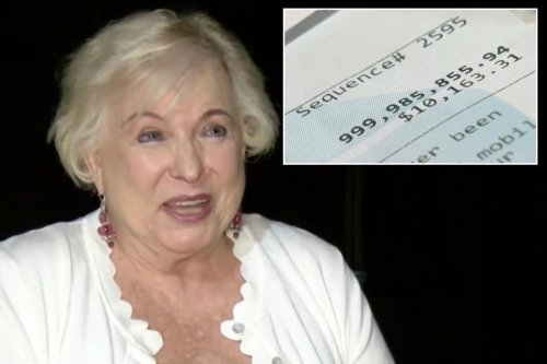 Florida woman goes to ATM to withdraw $20, discovers almost $1B in account