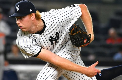 Yankees' Stephen Ridings thrives out of bullpen in MLB debut
