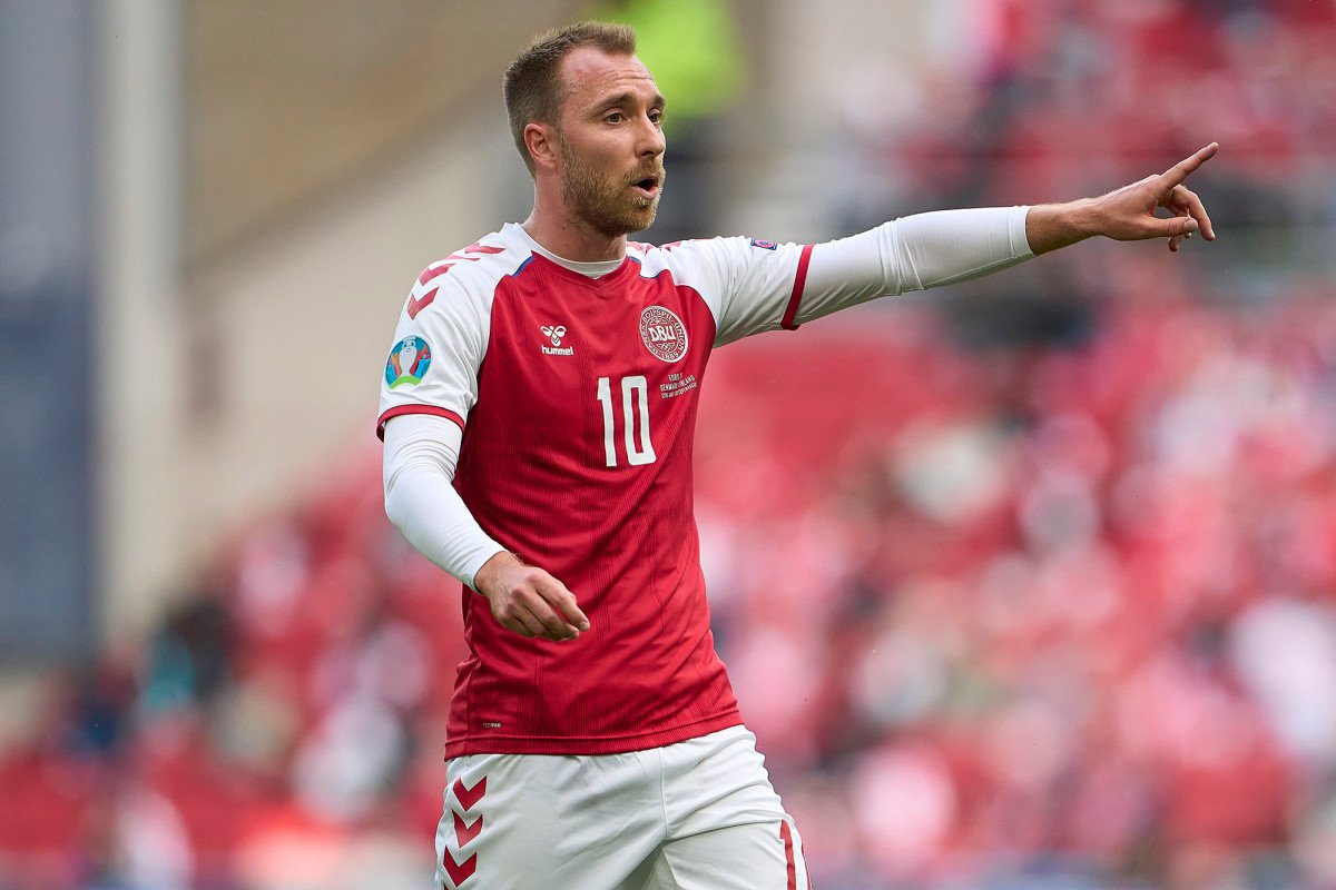 Christian Eriksen speaks out for first time since cardiac arrest