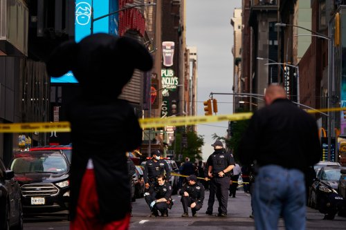Enough! NYC voters must make voices heard after Times Square shooting: Goodwin