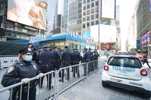 NYPD on alert as Derek Chauvin found guilty