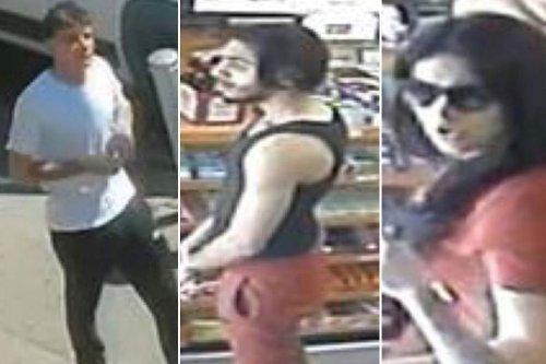 Trio pummel USPS worker in Staten Island beatdown, take off in Jaguar: cops