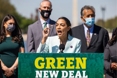 AOC now blames 'racial injustice' for the climate crisis