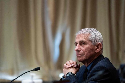 Fauci told Chinese official they would 'get through this together,' email reveals