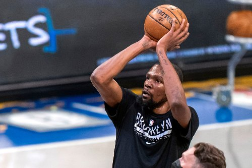 The Nets' long wait for Kevin Durant is over