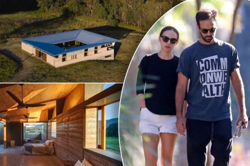 Natalie Portman and husband spotted house hunting in Australia