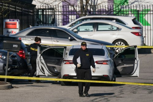 Indianapolis FedEx gunman killed self as cops closed in, authorities say