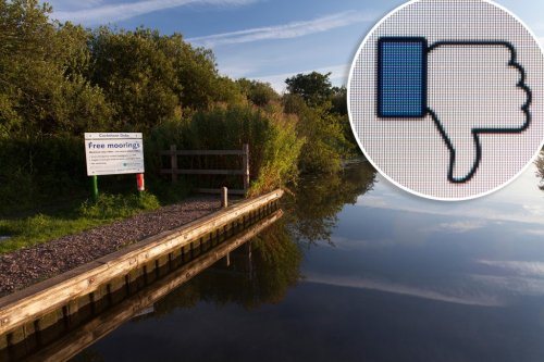 Facebook bans scenic canal over 'obscene' name, dubs it 'hate speech'