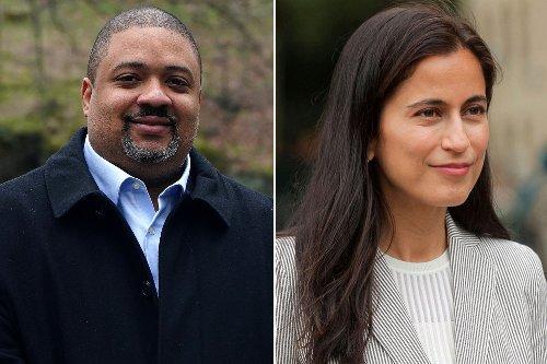 Alvin Bragg has lead over Tali Farhadian Weinstein in Manhattan district attorney race
