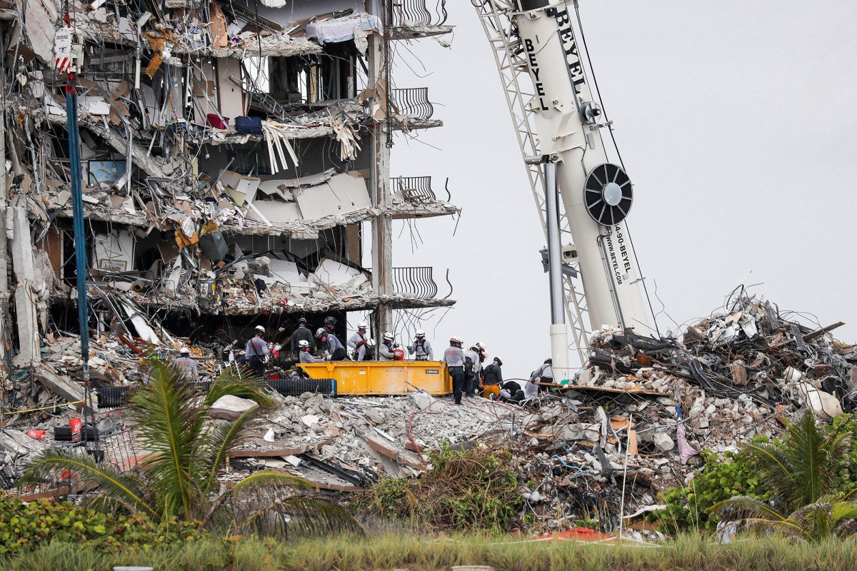 Grand jury expected to review Florida building collapse, officials say