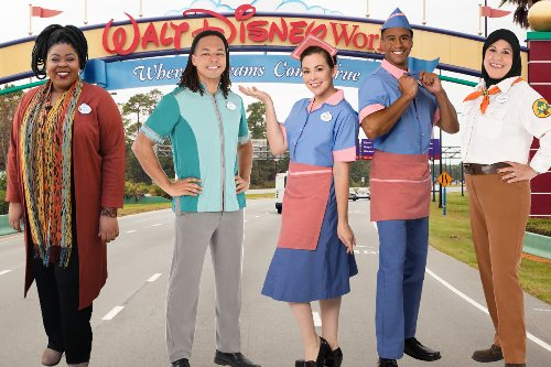 Disney adopts 'gender inclusive' costumes for theme park staff