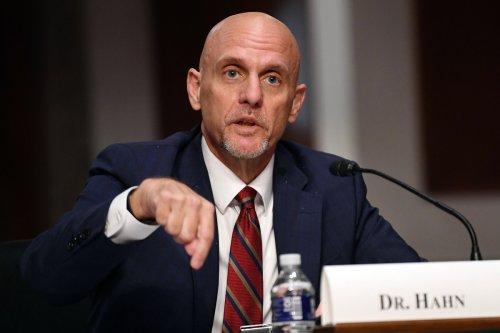 FDA commissioner 'concerned' quarter of Americans could reject coronavirus vaccine
