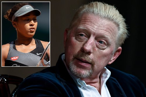 Naomi Osaka's career 'in danger' after French Open withdrawal, Boris Becker says