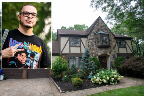 Activist Shaun King lives lavishly in lakefront New Jersey home