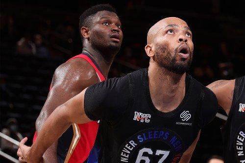 'Amazing' Nerlens Noel, Taj Gibson making Knicks forget about Andre Drummond
