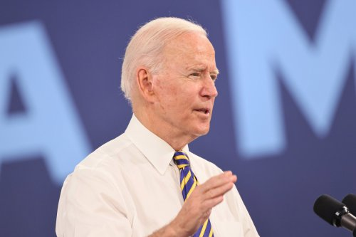 Biden claims three reasons he ran for president, forgets to name one of them