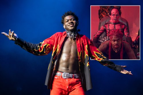 Lil Nas X ignites 'Satanic panic' with raunchy video, sold-out shoes