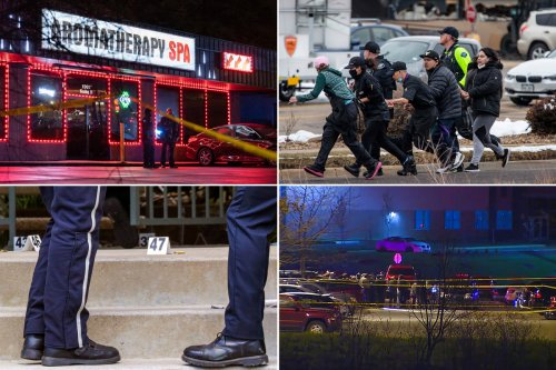 More than three dozen killed in mass shootings in the US since March
