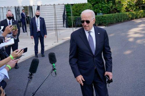 Joe Biden's failing first crisis: Goodwin