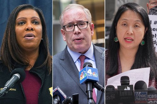 Stringer accuser files 'sexual abuse' complaint against him with AG James