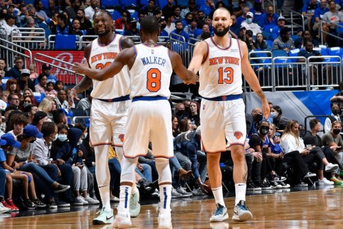 Knicks see 'real fun season' ahead with offensive changes clicking