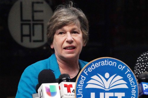 Teachers'-union boss fumbles on 1619 Project, school openings should scare America