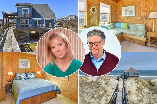 See inside Bill Gates' secret love nest with gal pal Ann Winblad