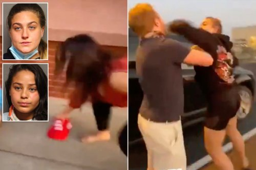 Two women plead guilty to hate crime for attacking Trump supporters