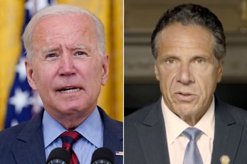 Biden finally says Cuomo should resign hours after blistering harassment report