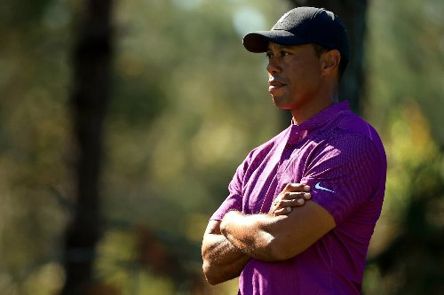 Tiger Woods' backyard golf course torn up as he recovers from car crash