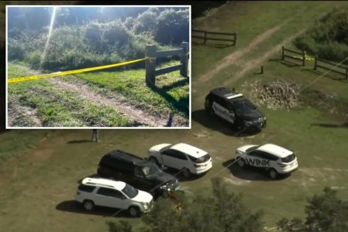 Brian Laundrie: Police put tape up at Fla. nature reserve amid manhunt