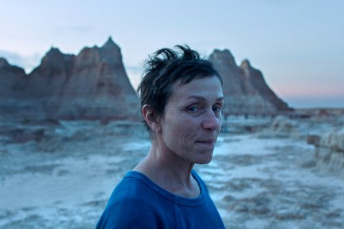 Oscars 2021: Frances McDormand wins Best Actress for role in 'Nomadland'