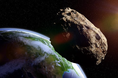 NASA says an asteroid is heading our way a day before the presidential elections in November