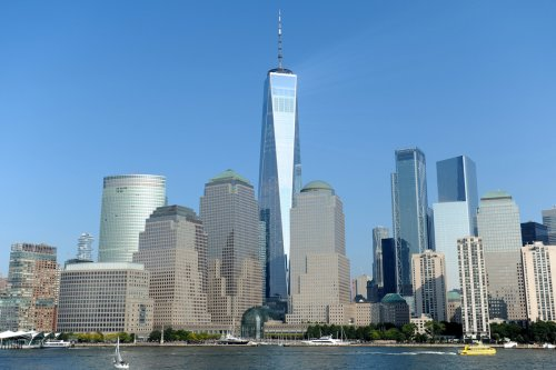 Condé Nast paid back rent to One World Trade Center