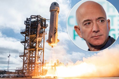 Over 60,000 sign petitions to stop Jeff Bezos from returning to Earth