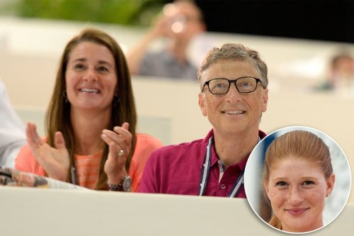 Bill and Melinda Gates' daughter comments on divorce: Family going through 'challenging time'