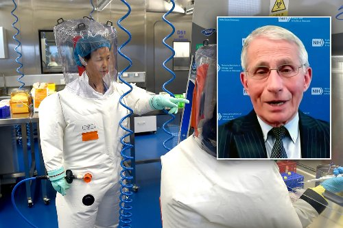 Fauci finally admits COVID-19 may have come from a 'lab leak' after his emails exposed