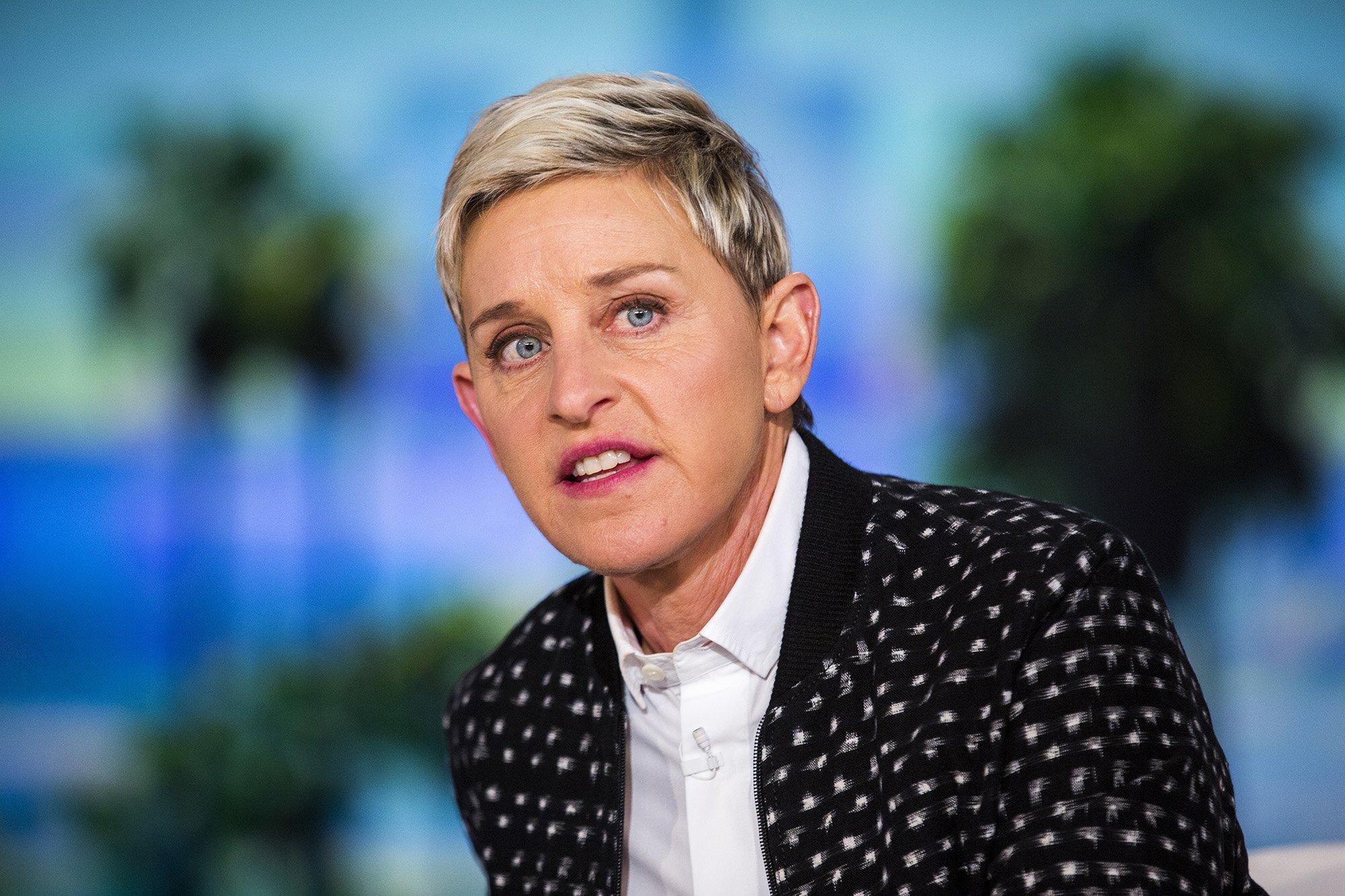 Ellen DeGeneres confirms she is ending talk show