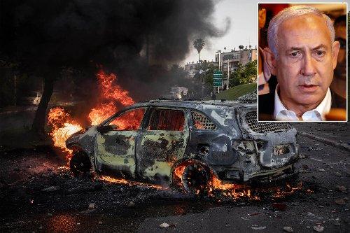 Netanyahu declares state of emergency in Israeli city over riots