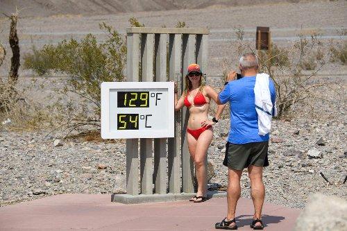 Heatwave bakes southwest US as California issues emergency order