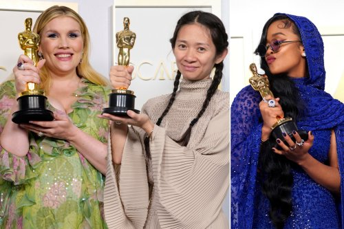 Women have set a new Oscars record